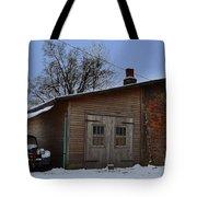 Rustic Weatherd Old Beauties Tote Bag