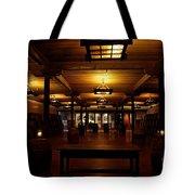 Rustic Wine Cellar Tote Bag
