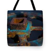 Rusty 1 Tote Bag
