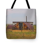 Rusty And Dusty Tote Bag