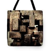 Rusty Art Tote Bag