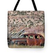 Rusty Chevrolet Special Deluxe In Manila Utah Tote Bag