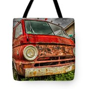 Rusty Dodge Tote Bag