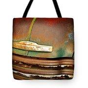 Rusty Gold Tote Bag