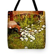 Rusty Gold Tote Bag
