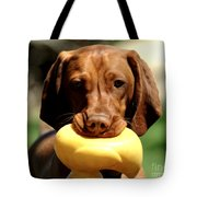 Rusty Has A Duck Tote Bag