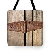 Rusty Hinge Tote Bag