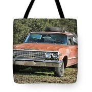 Rusty Impala Tote Bag