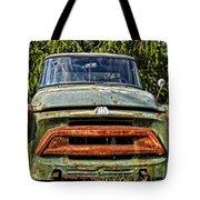 Rusty Lip  Tote Bag