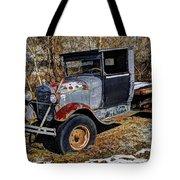 Rusty Model Aa Ford Tote Bag