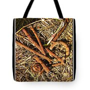 Rusty Nails Tote Bag