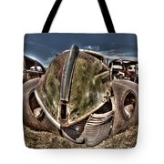 Rusty Old American Dreams - 2 Tote Bag