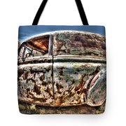 Rusty Old American Dreams - 4 Tote Bag