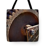 Rusty Picking Tote Bag by Gwyn Newcombe