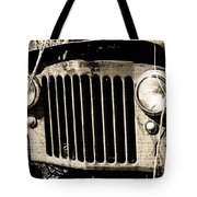 Rusty Relic - The Forgotten 02 Tote Bag