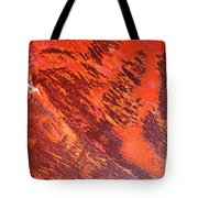 Rusty Textures Tote Bag