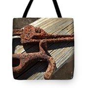 Rusty Tools II Tote Bag