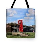 Rutgers Visitor Center Tote Bag