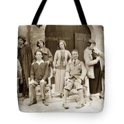 Ruth And Edward Kuster Theatre Of The Golden Bough 1924 Tote Bag