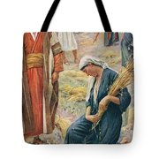 Ruth Tote Bag by Harold Copping
