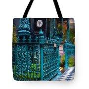 Rutledge House Tote Bag