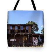 Rv Camprground Tote Bag