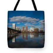 Rva Cityscape Tote Bag