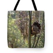 Rwandan Beehive Tote Bag