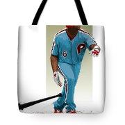 Ryan Howard Tote Bag