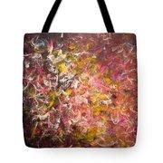 Rythm Of Life Tote Bag