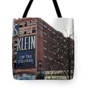 S Klien On The Square Tote Bag