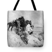 S Wrench Buckaroos Tote Bag