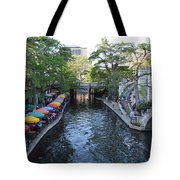 Sa River Walk 2  Tote Bag