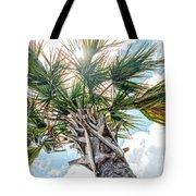 Sabal Palmetto Tote Bag