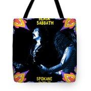 Sabbath In Spokane 1 Tote Bag