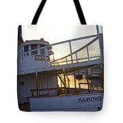 Sabino Sunset Tote Bag