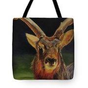 Sable Antelope Tote Bag