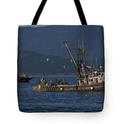 Sable Lady Tote Bag