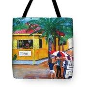 Sabor A Puerto Rico Tote Bag