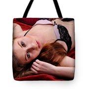Sabrina5 Tote Bag by Yhun Suarez