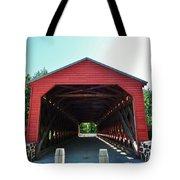 Sachs Covered Bridge 3 Tote Bag