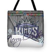 Sacramento Kings Tote Bag