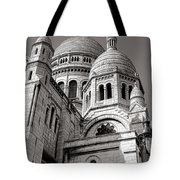 Sacre Coeur Architecture  Tote Bag