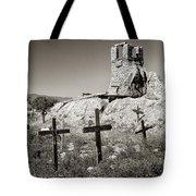 Sacred Cross Tote Bag