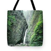 100450-sacred Falls  Tote Bag