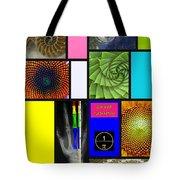 Sacred Geomerty Tote Bag