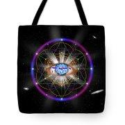 Sacred Geometry 100 Tote Bag
