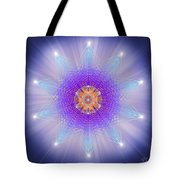 Sacred Geometry 144 Tote Bag