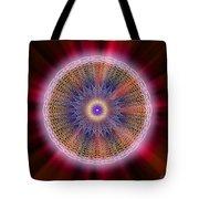 Sacred Geometry 176 Tote Bag