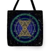Sacred Geometry 181 Tote Bag